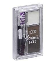 Wet n Wild Ultimate Brow Kit, Ash Brown [963], 1 ea (Pack of 8)