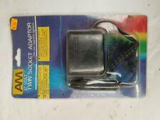 CIGARETTE LIGHTER TWIN SOCKET   -   12V POWER POINT