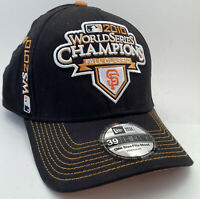 San Francisco Giants World Series Champions 2010 Cap New Era 39Thirty Hat Fitted