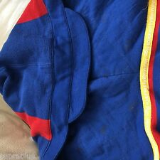 LRG Lifted Research Group Rare Hoodie Red/Blue/Yellow *RARE* Sz. XL