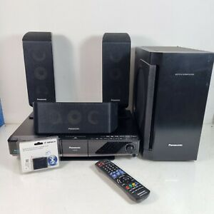 Panasonic SA-BT100 Home Theatre Sound System With Remote And Bluetooth Adaptor