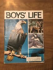 Boy's Life Magazine 1970 november ENDANGERED SPECIES: BALD EAGLE, RED WOLF