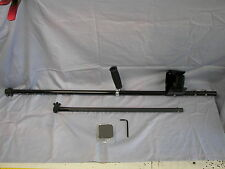 Straight Shaft for Garrett Infinium & Sea Hunter with Shaft Locks & Lower Rod