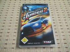 Juiced 2 Hot Import Nights für Sony PSP *OVP*