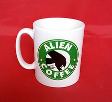 Alien pacto Prometeo película Aliens Starbucks inspirado Taza de Café 10oz
