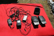 Mixed lot of - Symbol Barcode Scanners Crd 1700-1000S w/ One Charger, Ac Adapter