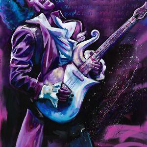 """Prince Poster 24"""" x 24"""""""