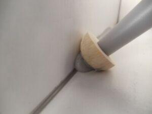 Wandfugen Silikonfugen leicht gemacht mit Adapter 4-8mm Fugen Fugenabzieher