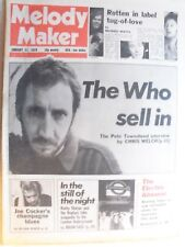 Complete Melody Maker Magazine 27th January 1979 Ideal 40th Birthday Present