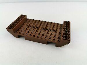 Lego® Piraten Boot Schiff Rumpf braun Mittelteil 2560 8x16x2 1/3 aus 6285 10040