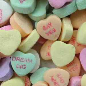Michele's Pantry Conversation Hearts 2 pounds Limited Time Offer