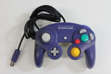 Official Nintendo GameCube Controller Purple x Clear Discolor TIGHT Switch GO528