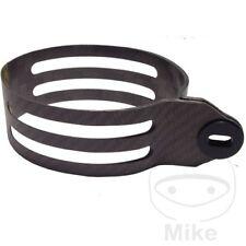 LEOVINCE Schalldämpfer Retaining Schelle 125x95mm Carbon 303990502r