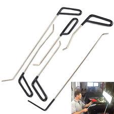 Dent Removal Rods Kit Repair Hail Paintless Puller Car Damage Push Ding Tools UK