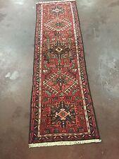 "Hand Knotted TABRIZ-Heriz-Gharjeh Persian Rug Geometric Carpet 2x7,1'11""x6'6"""