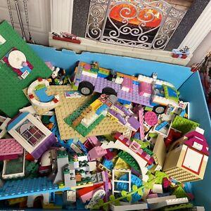 LEGO FRIENDS 4 pound BOX PARTS PIECES MIXED LOT