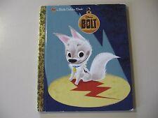Disney's Bolt (2008, Little Golden Book)