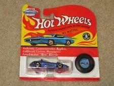 Hot Wheels Vintage Collection Silhouette Purple MOC 1993