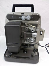 Bell & Howell Super Eight Design 346A. Autoload 8mm film projector. Tested works