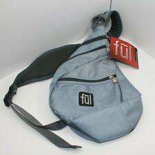 NWT Light Blue Ful Crossbody Messenger Bag Sling Backpack