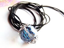 Modeschmuck-Halsketten & -Anhänger für Damen-Perlen-Metalle Misch