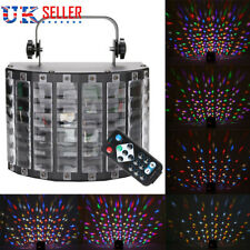 More details for sound active led stage light lighting projector dmx laser beam disco dj party w