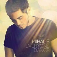 "MIHALIS ""EVERYONE DANCE"" CD 2 TRACK SINGLE NEU"