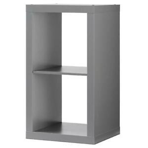 Better Homes & Gardens 2-Cube Storage Organizer, Multiple Finishes