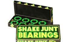 SHAKE JUNT OG'S ABEC 5 SKATE BEARINGS SKATEBOARD BAKER DEATHWISH FAST NEW SEALED