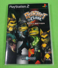 EMPTY CASE! Ratchet and Clank - Collection Commando Deadlocked PS2 Playstation 2