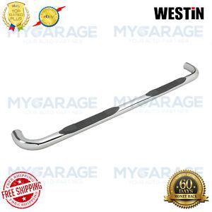 "Westin For 88-98 C/K Series Pickup E-Series Round Nerf Bars 3""Polished 23-0500"