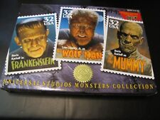 Hasbro Universal Studios Monsters Collection 12 inch Frankenstein Wolf Man Mummy