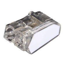 ViD Verbindungsklemmen Steckklemmen 1,0 - 2,5 mm² (100 Stück) Dosenklemmen 2-pol