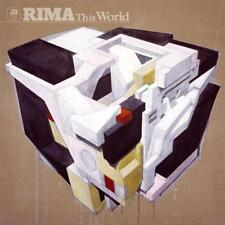 RIMA = this world = DOWNTEMPO DEEP HOUSE NU JAZZ GROOVES!