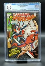 Amazing Spider-Man 101 - CGC 6.0 NATIONAL DIAMONDS INSERT 1st app of Morbius ⭐