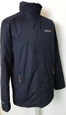 Regatta Mens Thornridge Navy Blue Hydrafort Jacket/Coat  Padded Waterproof