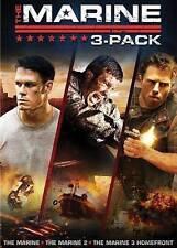 The Marine 3-Pack (DVD, 2014, 3-Disc Set)