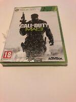 😍 jeu xbox 360 / one call of duty modern warfare 3 pal fr neuf sous blister