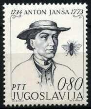 Yugoslavia 1973 SG#1562 Anton Jansa Apiculturist MNH #D77462