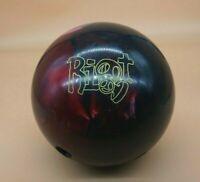 Roto Grip RIOT Bowling Ball - 14 lbs - Drilled