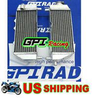 R&LH radiator Yamaha YZ250 YZ 250 2002-2015 2003 2004 2005 2006 2007 2008 2009