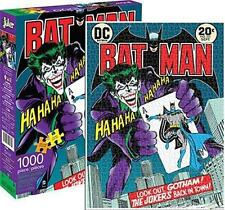 AQUARIUS JIGSAW PUZZLE DC COMICS THE JOKER COVER 1000 PCS #65278