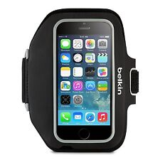 Belkin Sport-Fit Plus Fitness Armband Key, Cash Pocket for iPhone 6 Plus 6s Plus