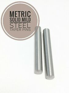 Taper Pins Mild Steel DIN1B 6mm Range