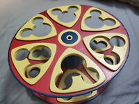 """DISNEY STORE DISPLAY - MICKEY MOUSE FILM REEL 9"""" X 3.33"""" - used very collectable"""
