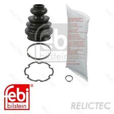 Front CV Driveshaft Boot Bellow Cover Kit VW:TRANSPORTER IV T4 701498201