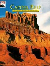 Capitol Reef: The Story Behind the Scenery by Virgil J. Olson, Helen Olson