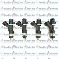 Motor Man   0280158130 16600JA00B Matched Fuel Injector Set Nissan 2.5L QR25DE