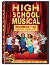High School Musical Encore Edition DVD Region 2 2006