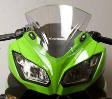 Kawasaki Ninja 400 2018-2019 R&G RACING black mirror blanking plates covers